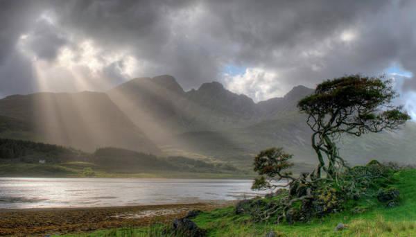 Scenery Wall Art - Photograph - Nature Landscape Isle Of Sky Scotland by Michalakis Ppalis