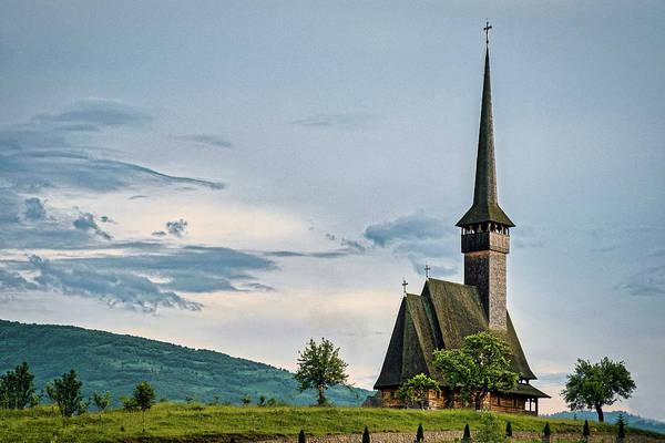Photograph - Ieud Monastery - Romania by Stuart Litoff