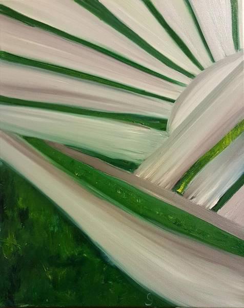 Painting - If Chairs Could Talk by Cheryl Nancy Ann Gordon