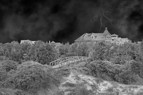 Wall Art - Photograph - Bald Head Island Nc Stormy Evening by Betsy Knapp