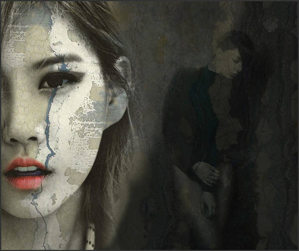 Romance Photograph - If You Don't Know Me By Now by Paul Lovering