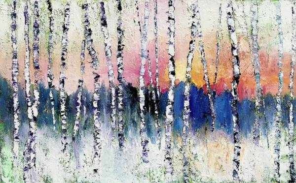 Wall Art - Painting - If You Look Hard Enough, You Can Find The Spring by Julia S Powell