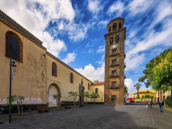 Photograph - Iglesia De La Concepcion - San Cristobal De La Laguna, Tenerife, Spain by Nico Trinkhaus