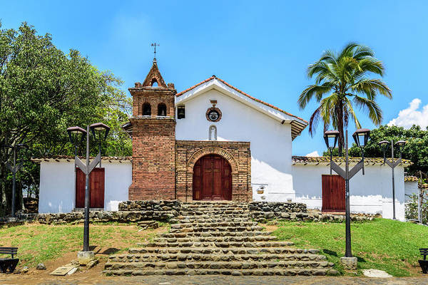 Photograph - Iglesia De San Antonio by Randy Scherkenbach