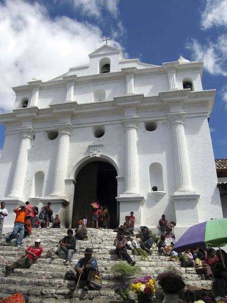 Photograph - Iglesia De Santo Tomas Church by Kurt Van Wagner