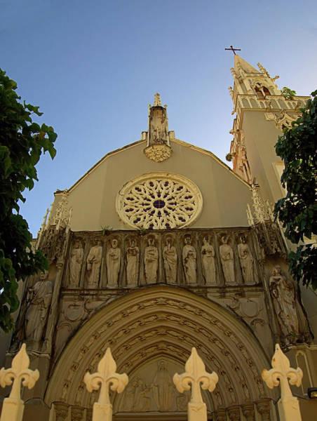 Photograph - Iglesia San Jorge by Newwwman