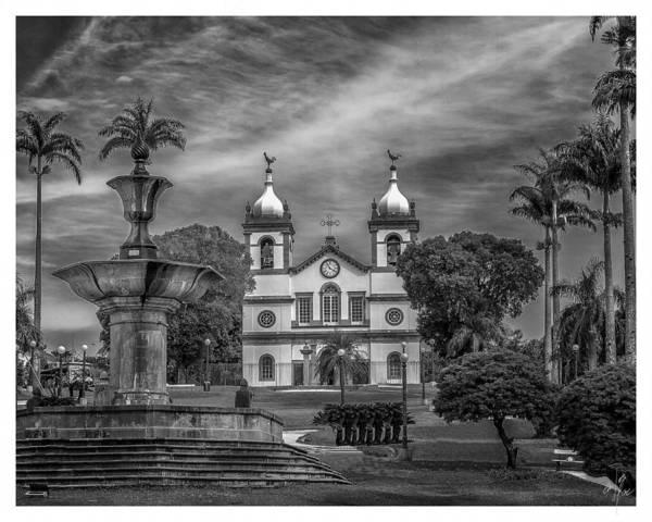 Photograph - Igreja Da Matriz- Vassouras-rj by Carlos Mac
