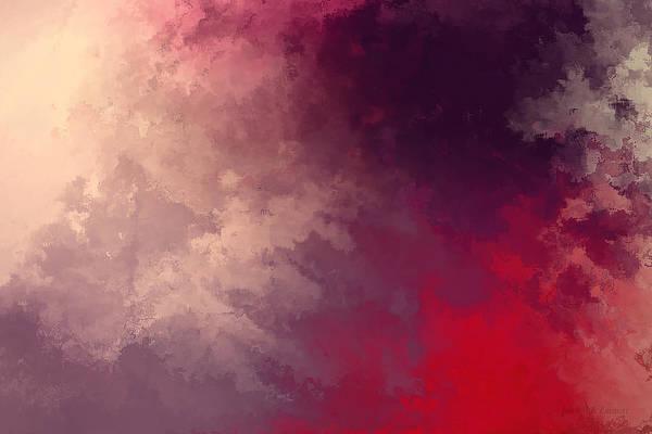 Painting - II - Mars by John Emmett