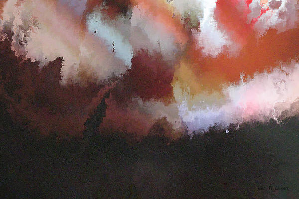 Painting - IIi - Halfling by John WR Emmett