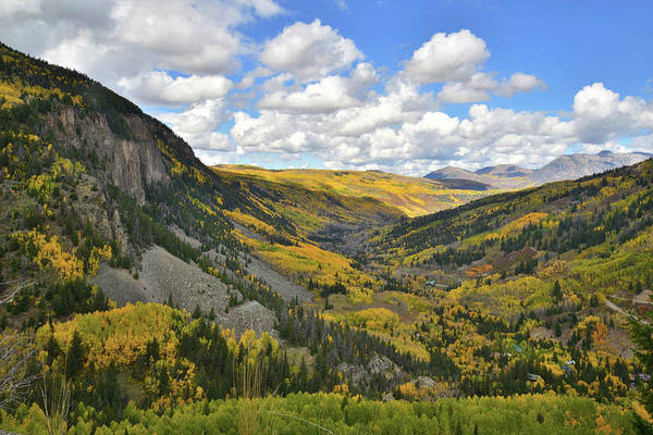 Photograph - Ilium Road Valley by Ray Mathis