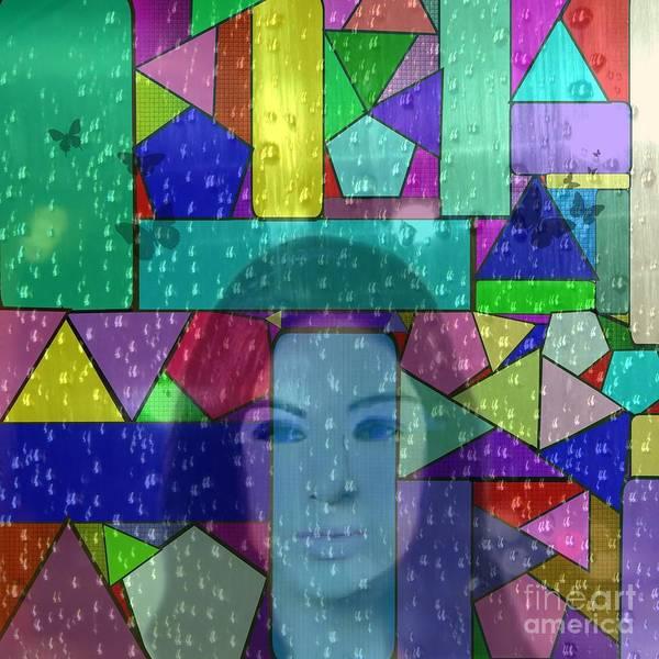 Digital Art - I'll Always Remember by Diamante Lavendar