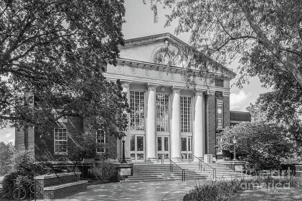 Photograph - Illinois Wesleyan University Campus Center by University Icons