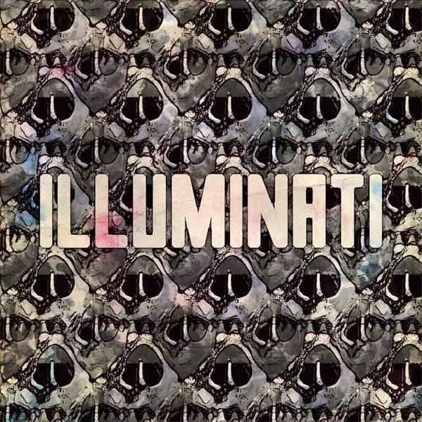 Masonic Wall Art - Digital Art - Illuminati Pattern By Mb And Rt by Raphael Terra