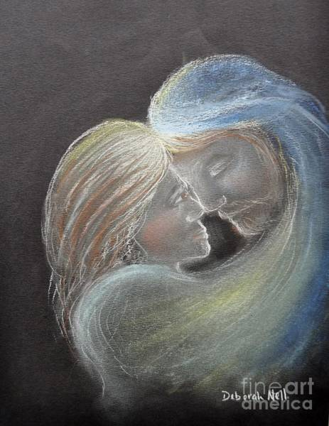 Drawing - Illuminating Love by Deborah Nell
