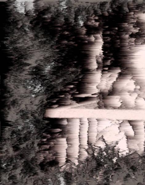 Digital Art - Illusion by Gerlinde Keating - Galleria GK Keating Associates Inc