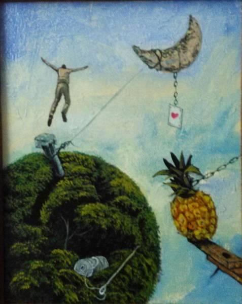 Illusions That Fall At Dawn Art Print