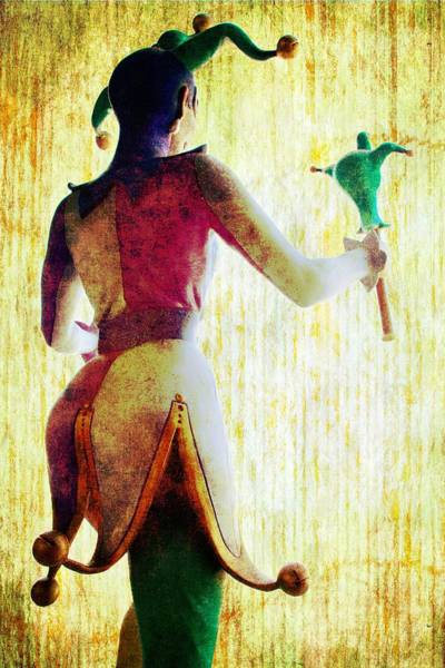 Photograph - Im Behind The Jester by Alice Gipson