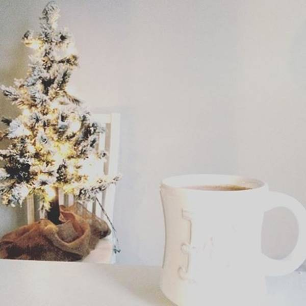 Music Photograph - I'm Enjoying My Christmas Tree Up For by E M I L Y  B U R T O N
