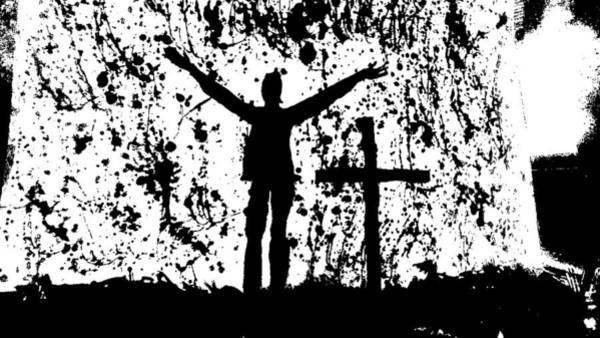 Wall Art - Photograph - I'm Free Silhouette by Love Art Wonders By God