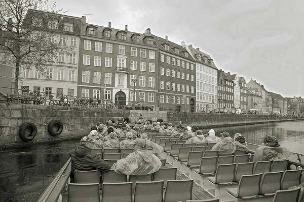 Wall Art - Photograph - I'm Not A Tourist In Nyhavn by Betsy Knapp