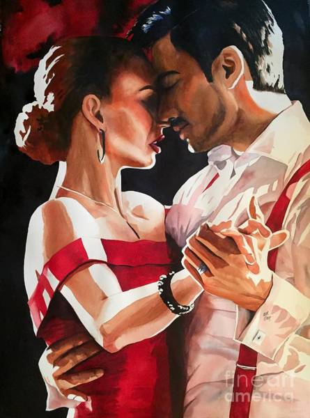 Painting - I'm Passionately Yours by Michal Madison