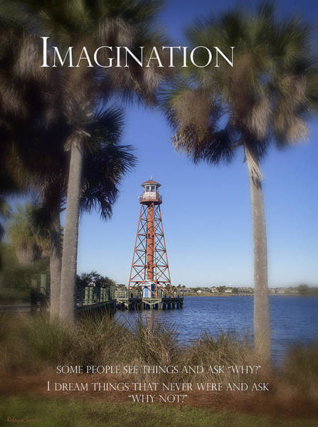 Photograph - Imagination by Rebecca Samler