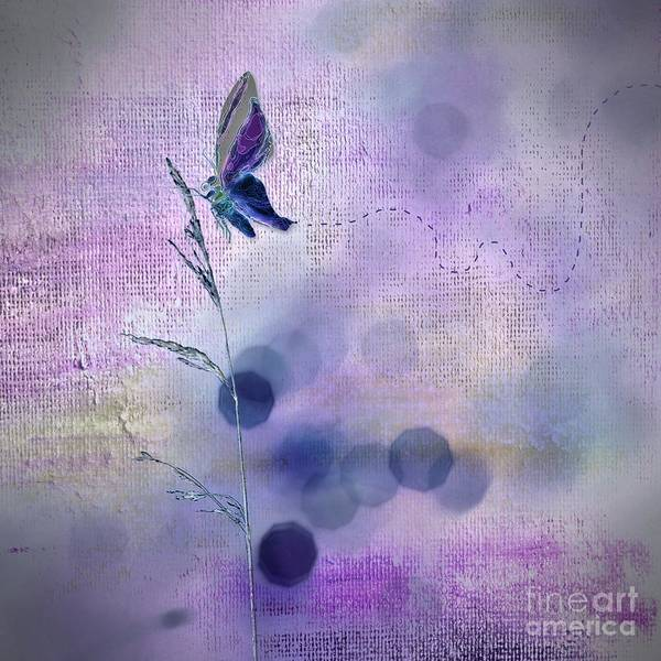 Wall Art - Digital Art - Imagine ... Believe It - 44at01 by Variance Collections