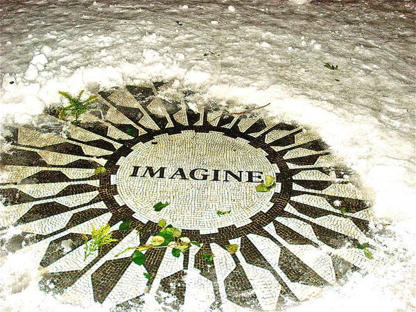 Photograph - Imagine by Felix Zapata