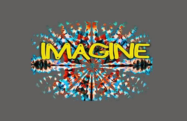 Digital Art - Imagine by Bill Posner