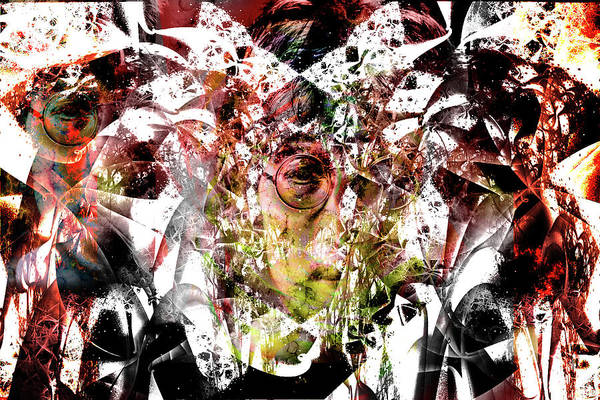 Showpiece Digital Art - Imagineation by Andy Young