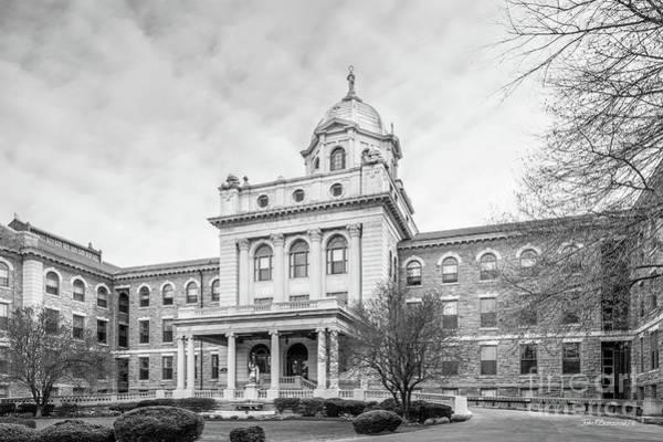 Photograph - Immaculata University Villa Maria Hall by University Icons
