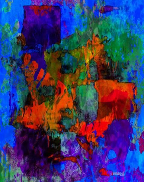 Digital Art - Immersion by Amanda Moore