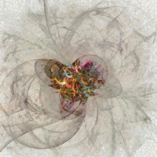 Lurksart Painting - Immitigableness Combination  Id 16097-164439-39990 by S Lurk