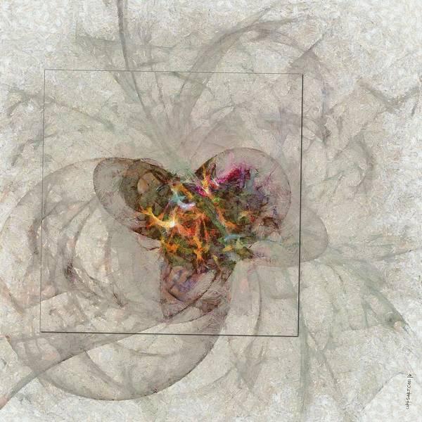 Lurksart Painting - Immitigableness Combination  Id 16097-164439-39991 by S Lurk