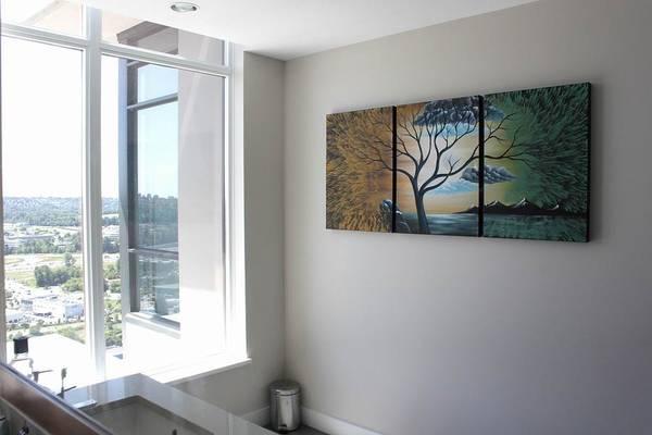 Mojo Painting - Impact by Studio Mojo Artwork Canada