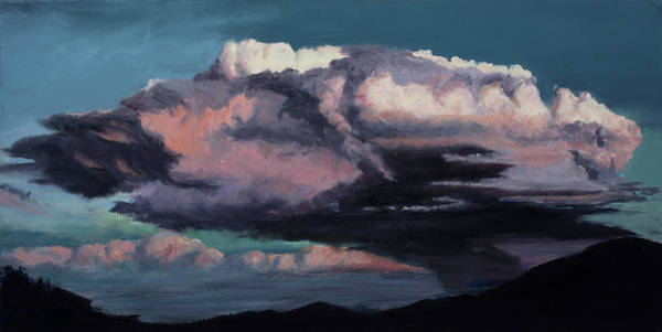 Painting - Impending by Mary Giacomini