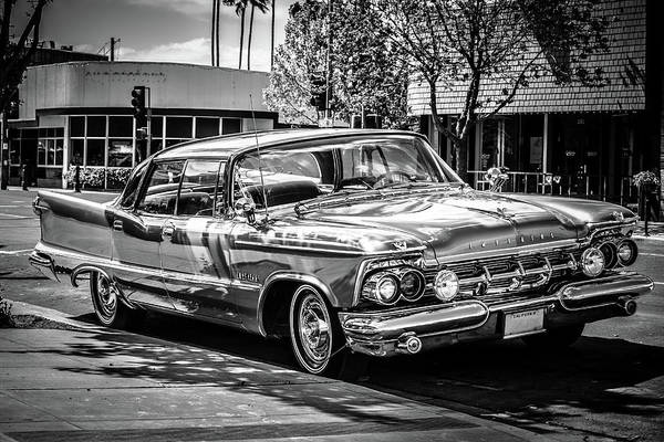 Photograph - Chrysler Imperial by Randy Bayne