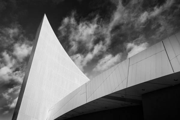 Photograph - Imperial War Museum, Manchester by Peter OReilly