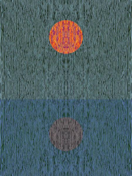 Digital Art - Impression 1 by Attila Meszlenyi