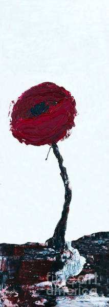 Painting - Impressionist Floral B8516  by Mas Art Studio