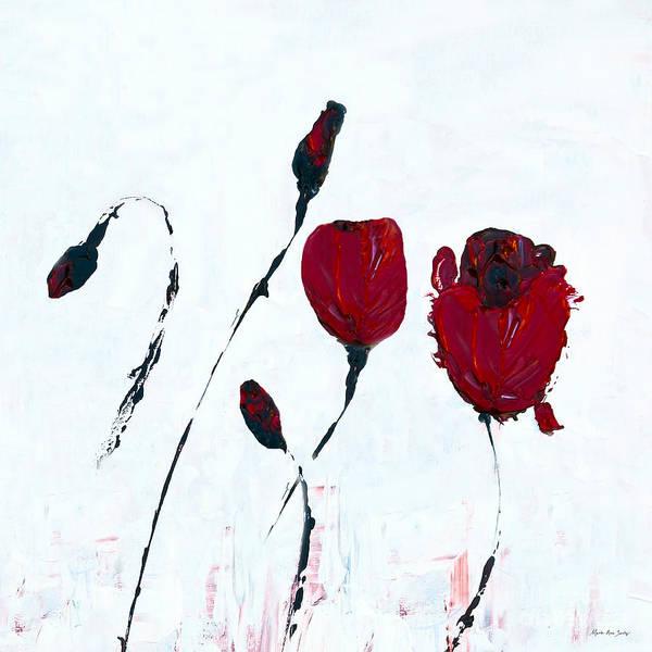 Painting - Impressionist Floral D8516 by Mas Art Studio