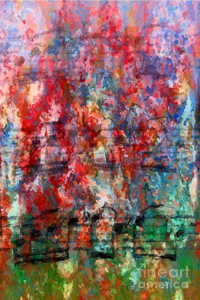 Impressionistic Interlude 2 Art Print