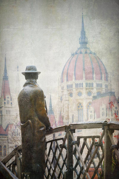 Photograph - Imre Nagy Budapest by Joan Carroll