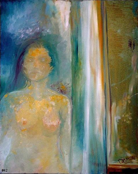 Painting - In A Dream by Jack Diamond