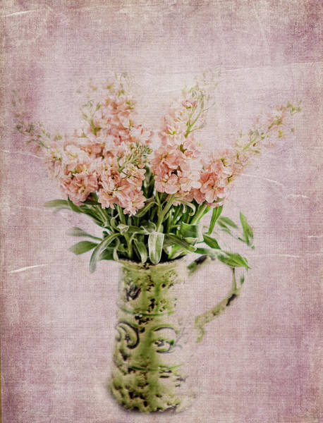 Wall Art - Photograph - In A Vase by Rebecca Cozart