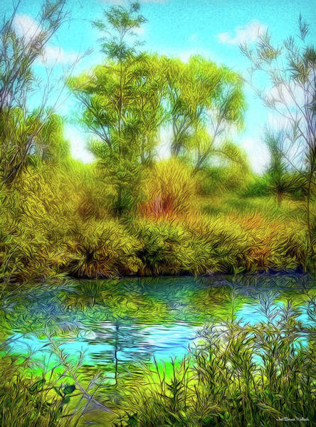 Digital Art - In Afternoon Light by Joel Bruce Wallach