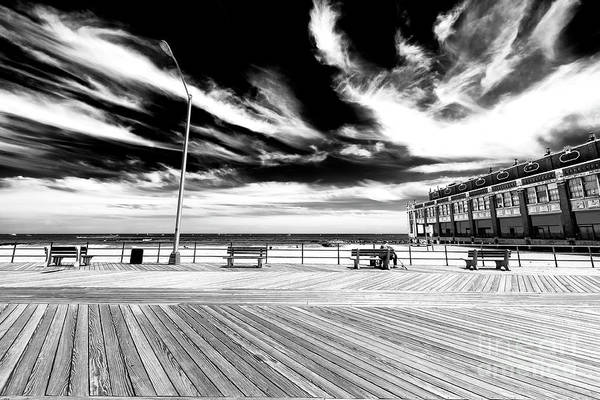 Photograph - In Asbury Park 2007 by John Rizzuto
