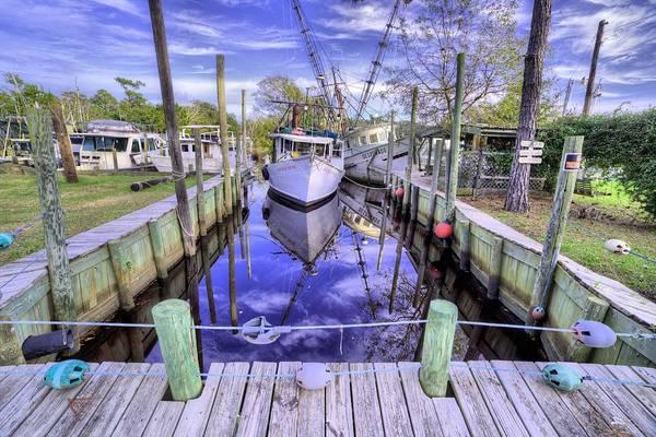 Photograph - In Bayou La Batre by JC Findley
