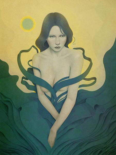 Women Digital Art - In Bloom by Diego Fernandez