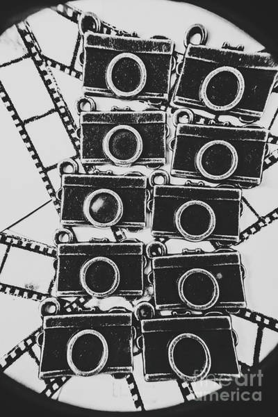 Film Still Photograph - In Camera Art by Jorgo Photography - Wall Art Gallery